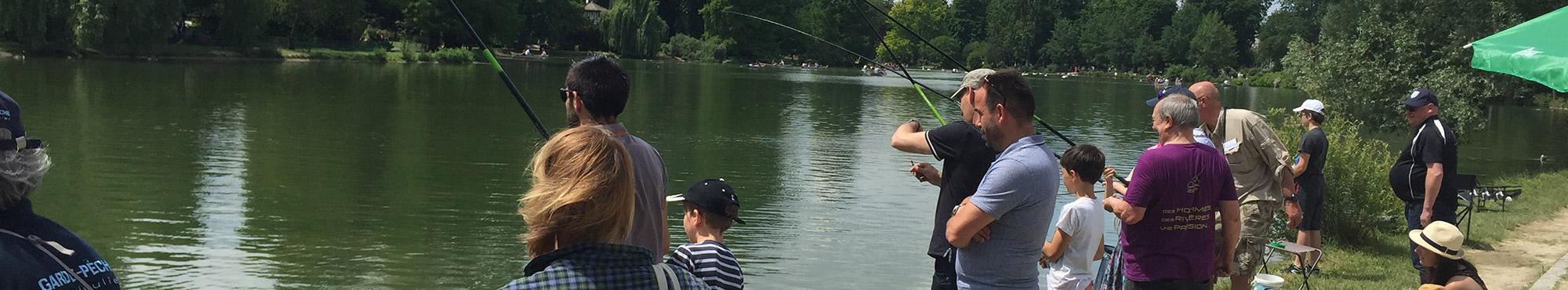 Amicale des pêcheurs du Bois de Vincennes