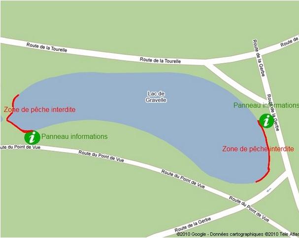 Pêche à la mouche Paris Bois de Vincennes