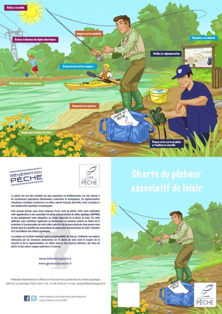 Charte du pêcheur