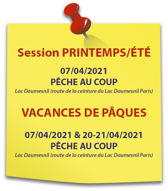 dates anim pêche paris